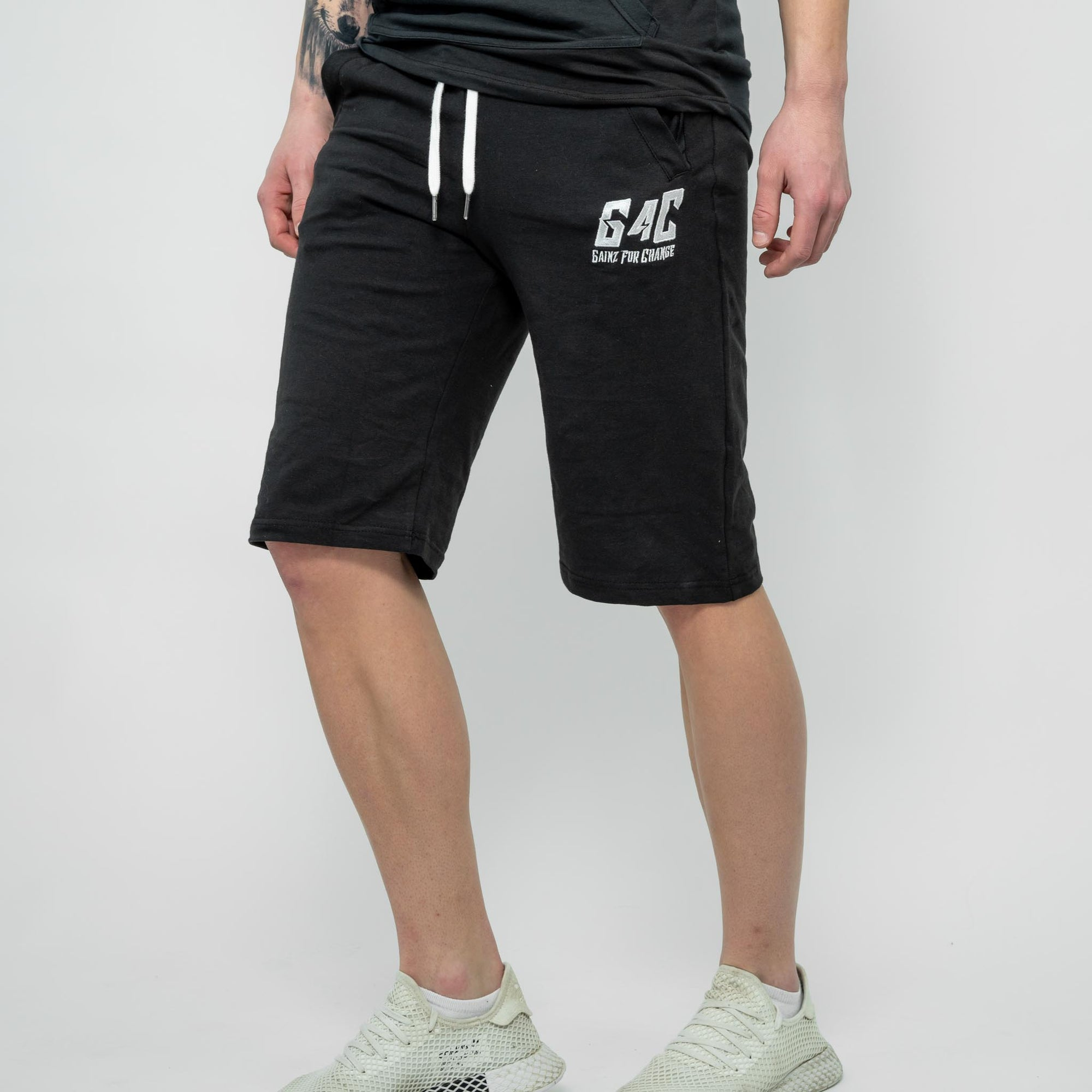 Gainz4Change Short Pants Basic schwarz - Gainz4Change