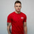 Gainz4Change Performance Shirt red - Gainz4Change