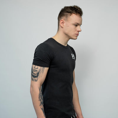 Gainz4Change Performance Shirt schwarz - Gainz4Change