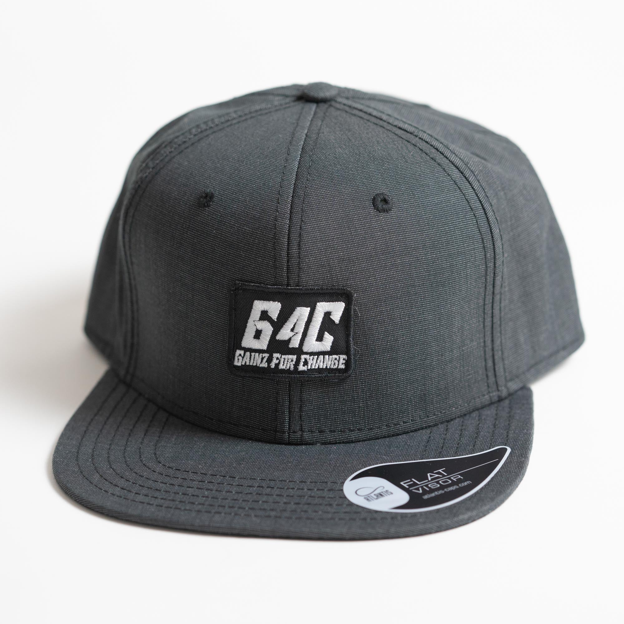 Gainz4Change Elementary Cap dark grey