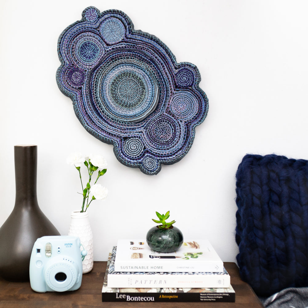 Custom Freeform Wall Hanging - LARGE, Wall Hanging,  [variant_title] - Amy Reader ,