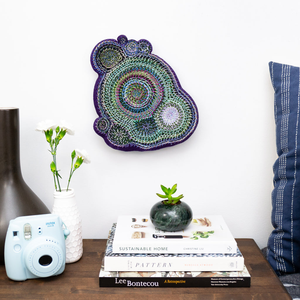 Custom Freeform Wall Hanging - SMALL, Wall Hanging,  [variant_title] - Amy Reader ,