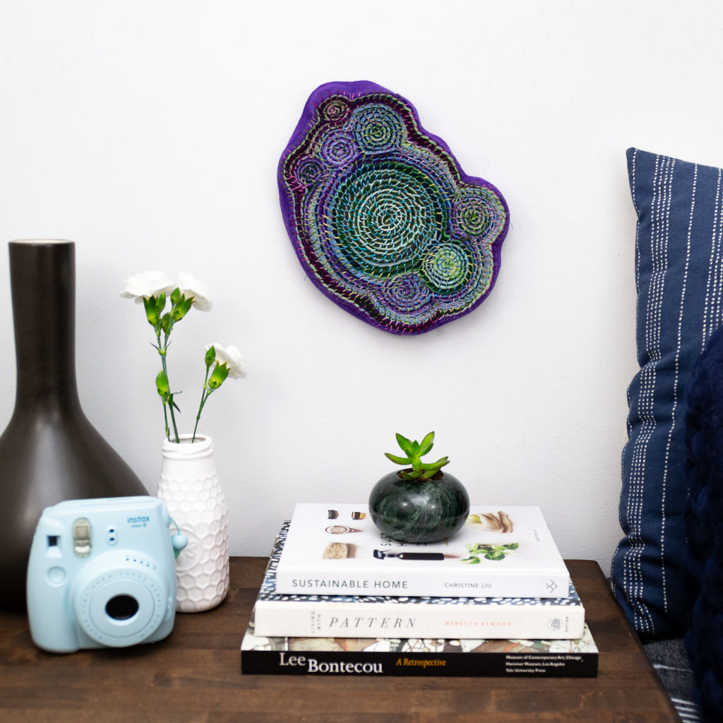 Custom Freeform Wall Hanging - MINI, Wall Hanging,  [variant_title] - Amy Reader ,