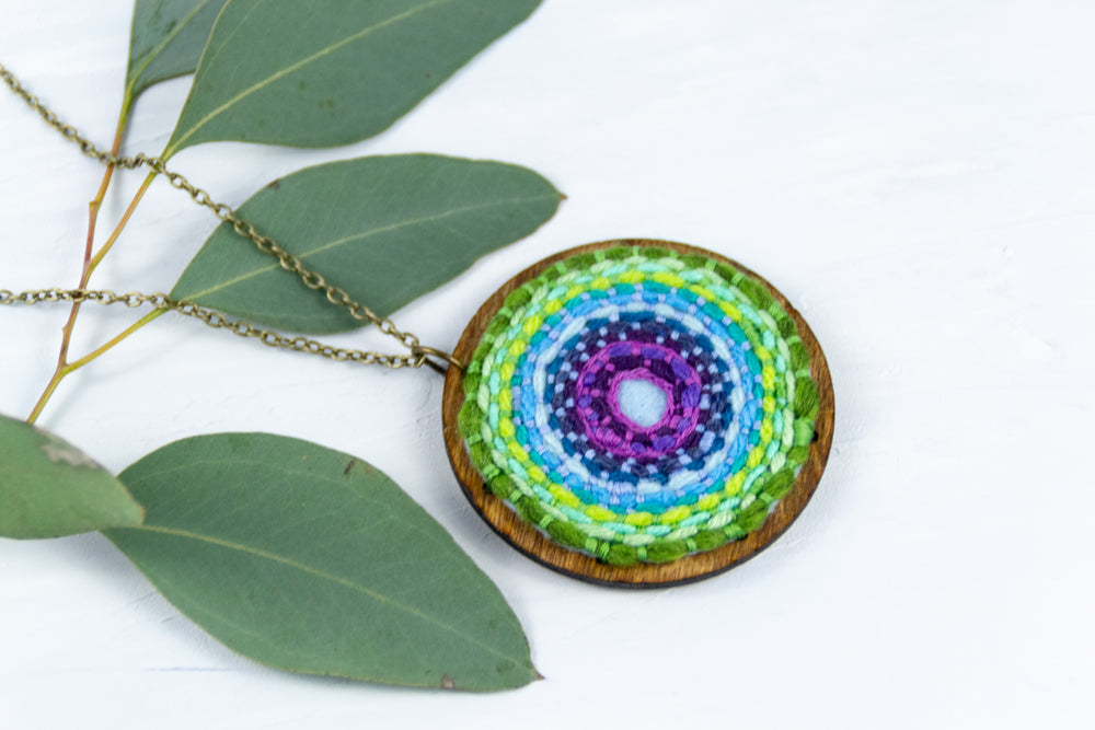 The Reef Pendant, Necklace,  [variant_title] - Amy Reader ,