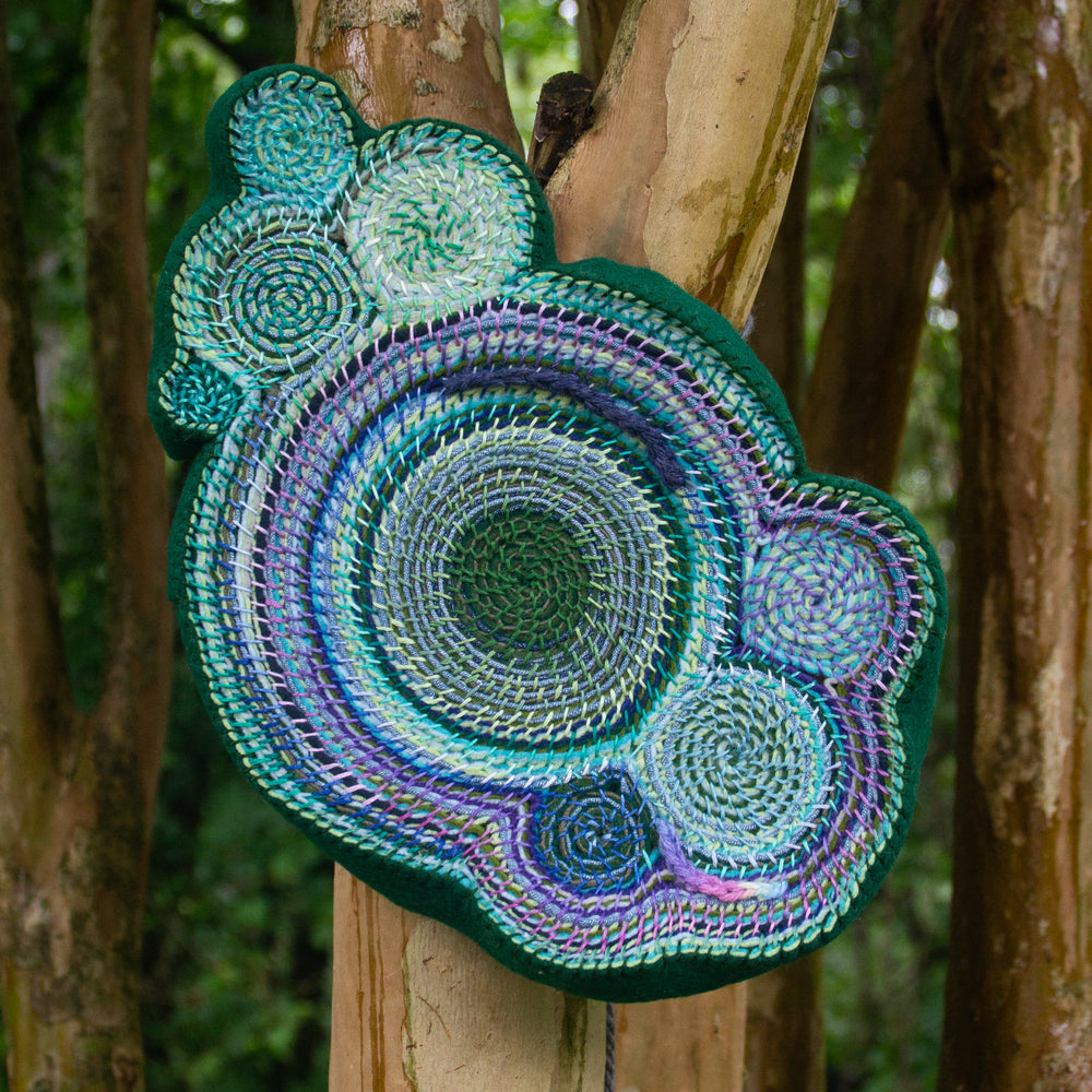 Custom Freeform Wall Hanging - SMALL PLUS, Wall Hanging,  [variant_title] - Amy Reader ,