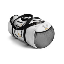 Load image into Gallery viewer, White Duffle Bag