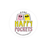 Ashley Sue Baked Goods Happy Pockets Logo
