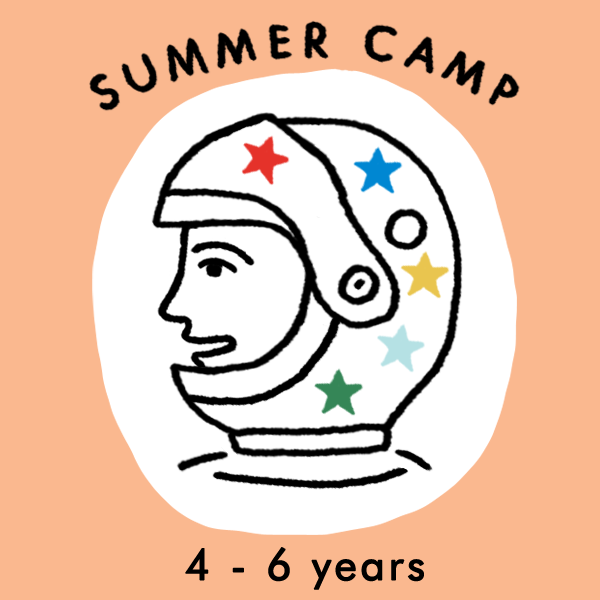 TREEHOUSE Summer Camp Icons