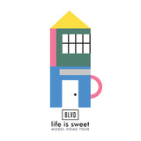 """Life is Sweet"" Model Home Tour Icon"