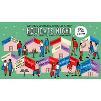 Holidate Night Event