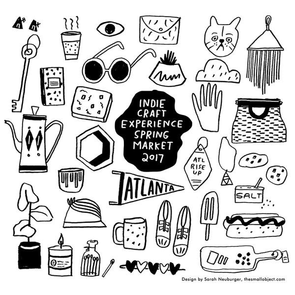 Indie Craft Experience Spring Market