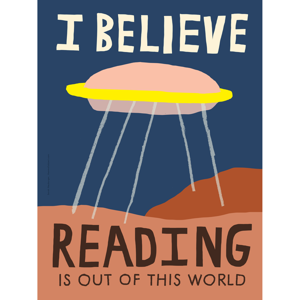 Reading Is Out Of This World