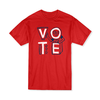 VOTE Shirt Design