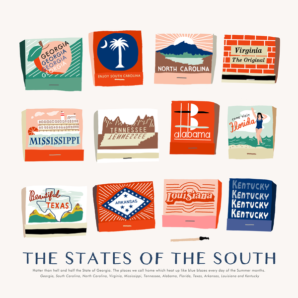 States of the South - Wholesale