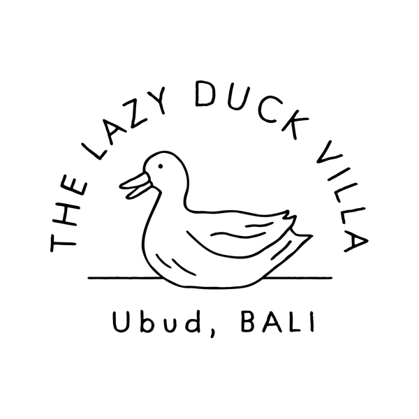 The Lazy Duck Villa Logo