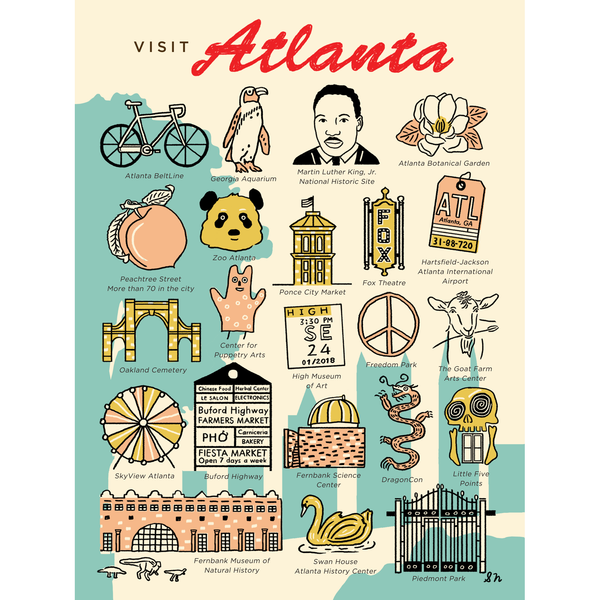 Visit Atlanta - Wholesale