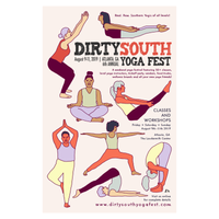 Dirty South Yoga Fest