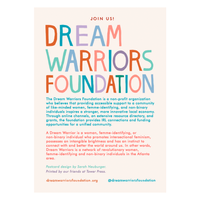 Dream Warriors Foundation Launch Party