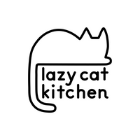 Lazy Cat Kitchen Logo