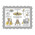 The Learning Tea Placemat Design