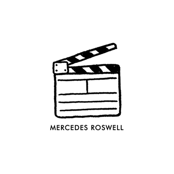 Film Personalized Name Stamp