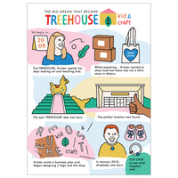TREEHOUSE kid & craft About Us Story