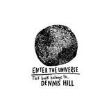 """Enter the Universe"" Book Stamp"