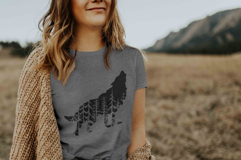 Ladies Tee | We are all wild