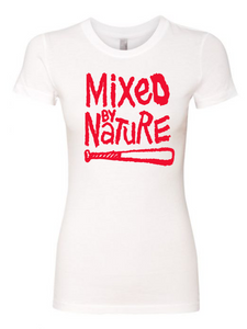 Mixed by Nature Tee