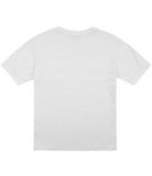 サーティーンマンス(13MONTH) LETTERING HALF SLEEVE T-SHIRT (WHITE)