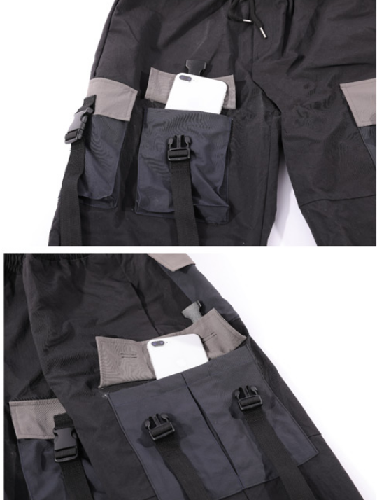 オウェンド(A-WENDE) Trick pocket pant (Brown)