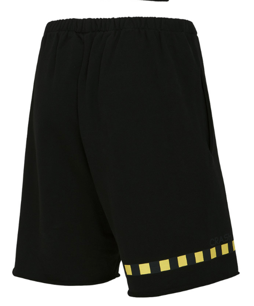 アクメドラビ(acme' de la vie) ADLV CRASH TESTING SHORT PANTS BLACK