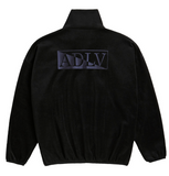 アクメドラビ(acme' de la vie) ADLV AMBROID FLEESE JACKET BLACK