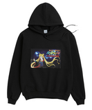 アクメドラビ(acme' de la vie) ADLV CARTOON HOODIE MAGIC GIRL