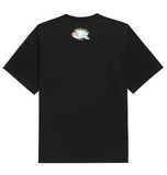 アクメドラビ(acme' de la vie) ADLV FISHING CLUB SHORT SLEEVE T-SHIRT BLACK