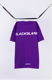 ブラックブロンド(BLACKBLOND) BBD Basic Star Logo Tee (Purple)