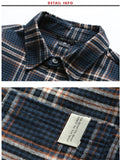 ダブルユーブイプロジェクト(WV PROJECT) BONA CHECK SHIRT NAVY KHLS7152