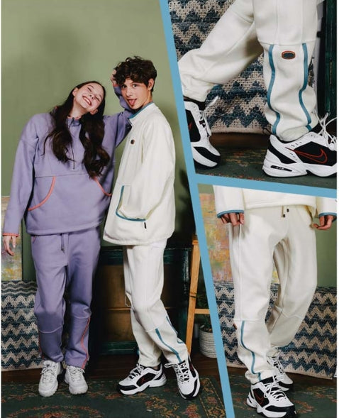 ダブルユーブイプロジェクト(WV PROJECT) LEVEL SWEAT PANTS SYLP7238 (BLUEGRAY)