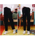 ダブルユーブイプロジェクト(WV PROJECT) ANDI WIDE PANTS MJLP7258 (BLACK)