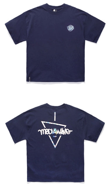 ティーダヴリューエヌ(TWN) HOLOGRAM SHORT SLEEVE STST3189
