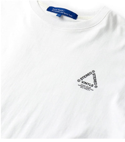 ステレオバイナルズ(Stereo Vinyls) [SS18 ISA] Apollo Long Sleeve(White)