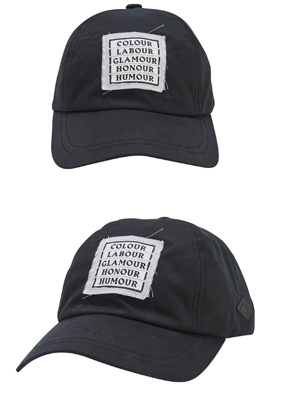 ステレオバイナルズ(Stereo Vinyls) [SS17 Colour] Slogan Yacht Cap(Black)