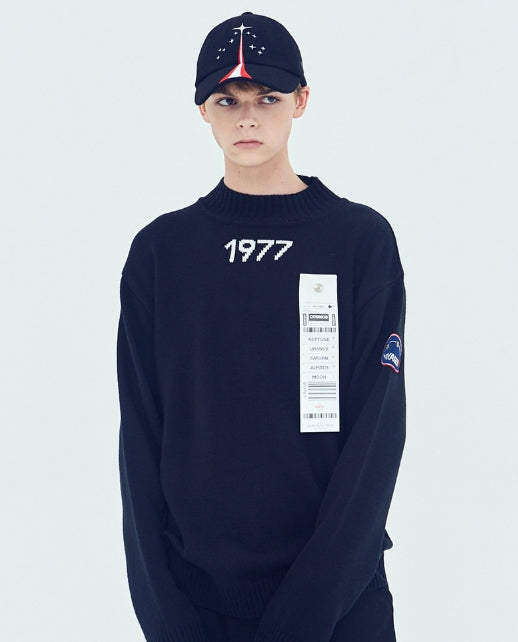 ステレオバイナルズ(Stereo Vinyls) [AW17 ISA] Constellation6P Cap(Black)