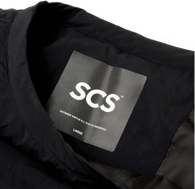 ステレオバイナルズ(Stereo Vinyls) [FW18 SCS] 3M Thinsulate™ Padded Sweatshirts(Black)