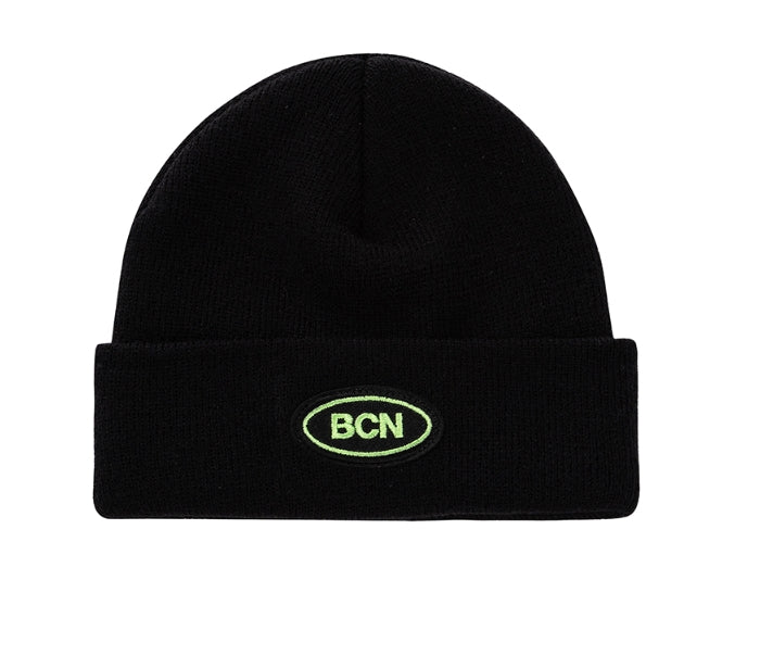 ベーシックコットン(BASIC COTTON) BCN Beanie (Green)