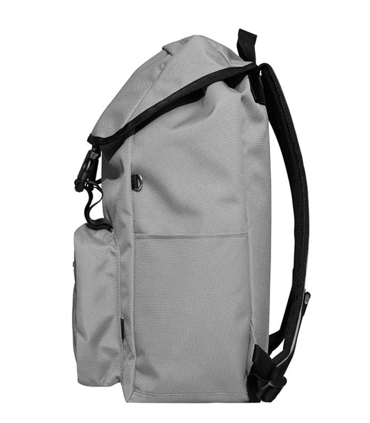 オルモストブルー(Almost Blue)BESTIE BACKPACK - GRAY