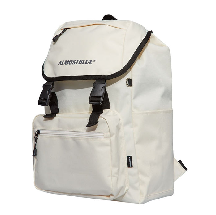 オルモストブルー(Almost Blue)BESTIE BACKPACK - IVORY
