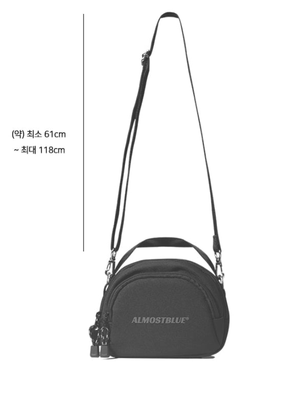 オルモストブルー(Almost Blue) ALMOSTBLUE POUCH MINI BAG