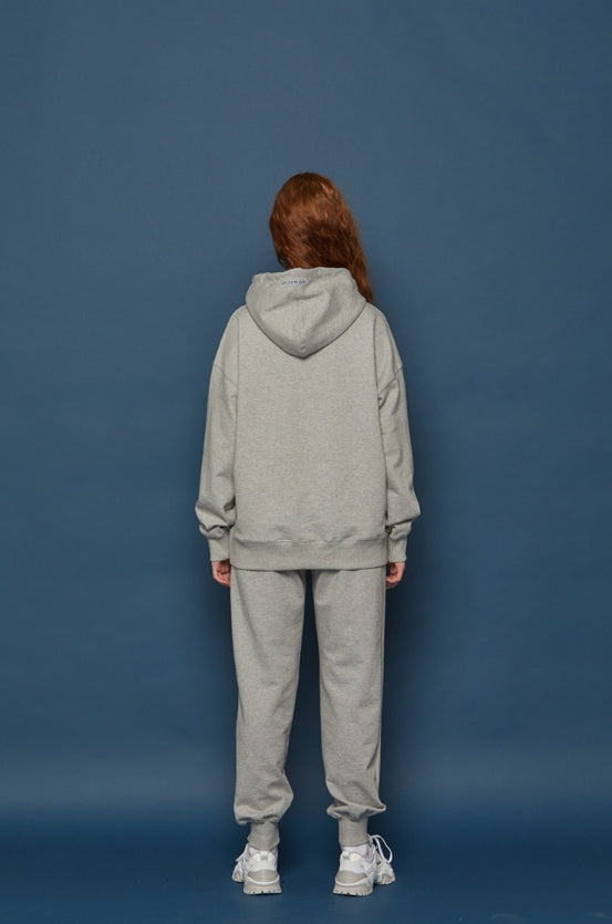 スローアシッド(SLOW ACID) WEEK Hoodie (GREY)