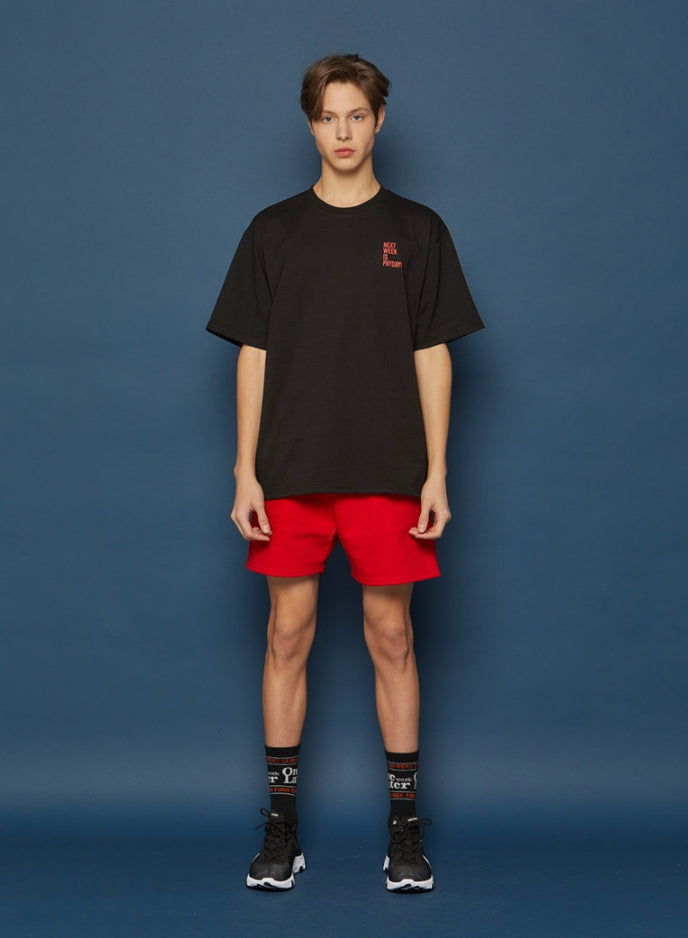 スローアシッド(SLOW ACID) Vacation Short-T (BLACK)